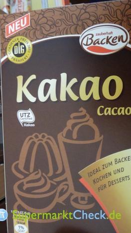 Foto von zauberhaft Backen Kakao