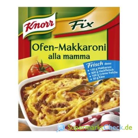 Foto von Knorr Fix