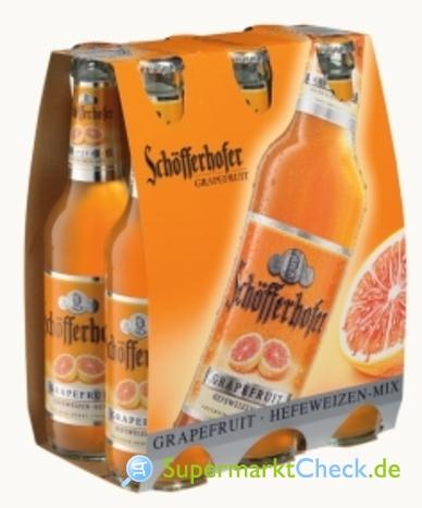 Foto von Schöfferhofer Grapefruit