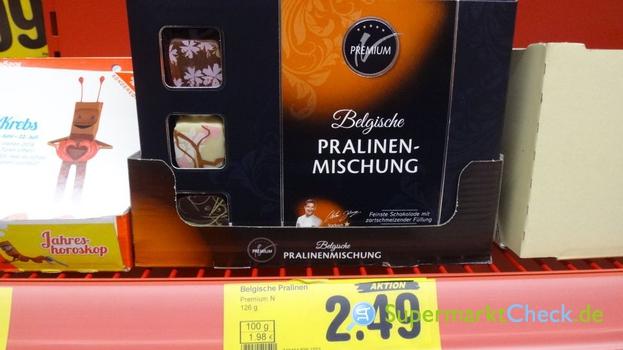 Foto von Premium N Belgische Pralinen Mischung