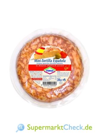 Foto von Steinhaus Mini Tortilla
