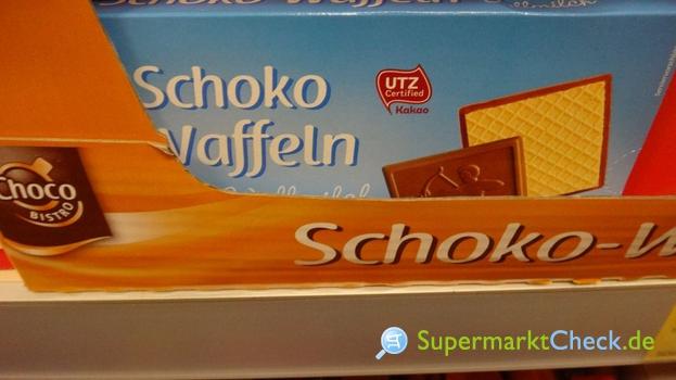 Foto von Choco Bistro Schoko Waffeln