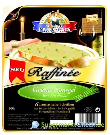 Foto von Allgaeuer-Alpenmilch Raffinee Käse