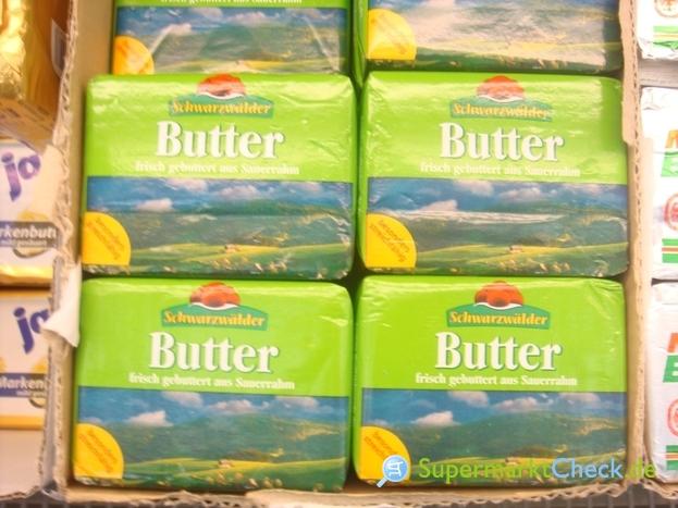 Foto von Schwarzwälder Butter