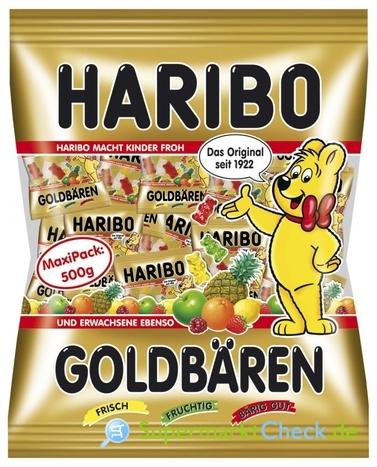Foto von Haribo Goldbären Minis