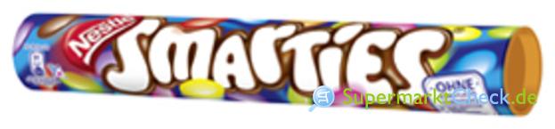 Foto von Nestle Smarties Riesenrolle