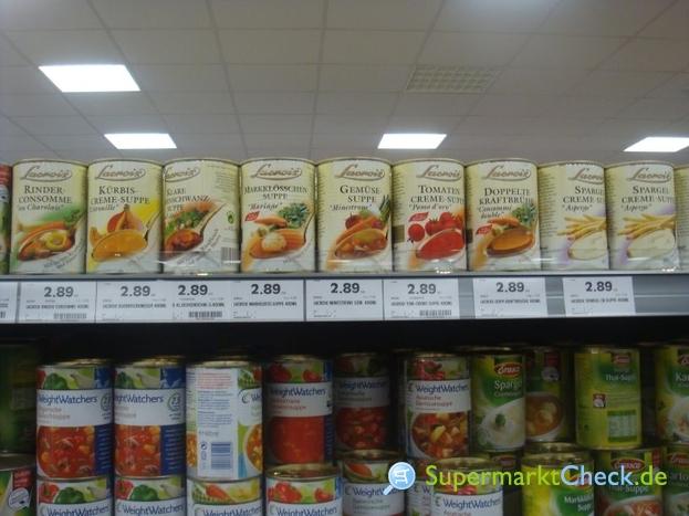 Foto von Weight Watchers Mediterrane Tomatensuppe