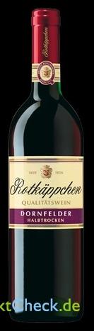Foto von Rotkäppchen Qualitätswein Dornfelder