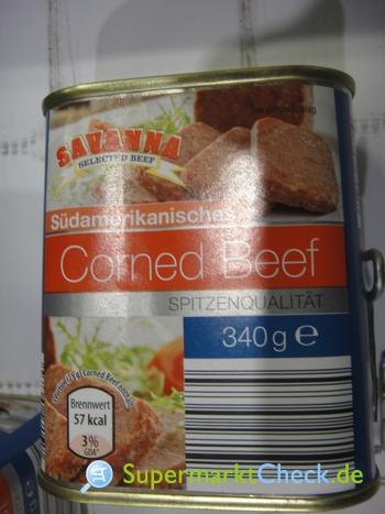 Foto von Südamerikanisches Corned Beef