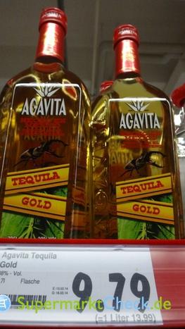 Foto von Agavita Tequila