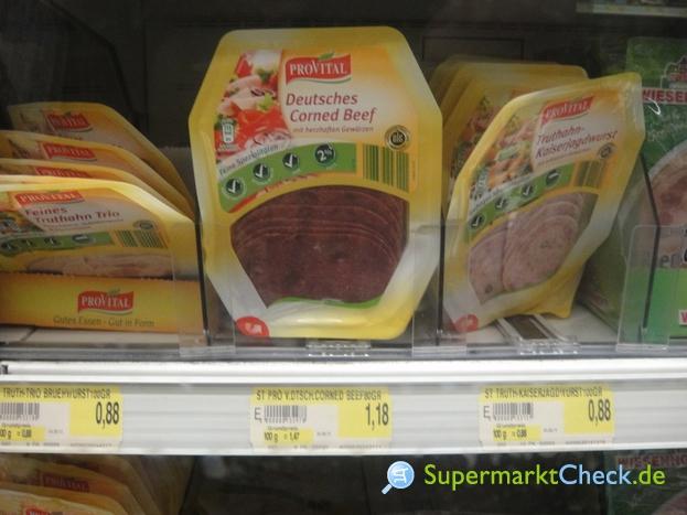 Foto von Provital Premium Deutsches Corned Beef