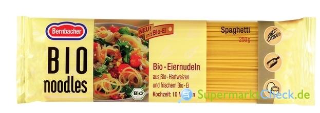 Foto von Bernbacher Bi-Noodles