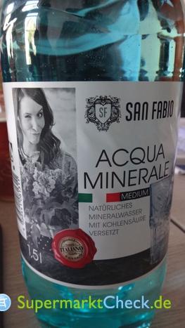 Foto von San Fabio Acqua Minerale