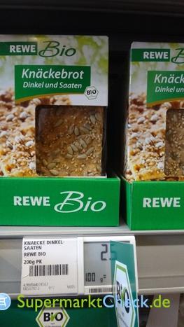 Foto von REWE Bio Knäcke
