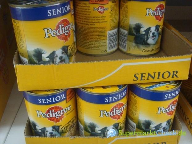 Foto von Pedigree Senior 8+  Nassnahrung Aktives & gesundes Leben