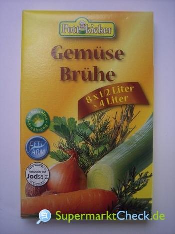 Foto von Pottkieker Gemüse Brühe