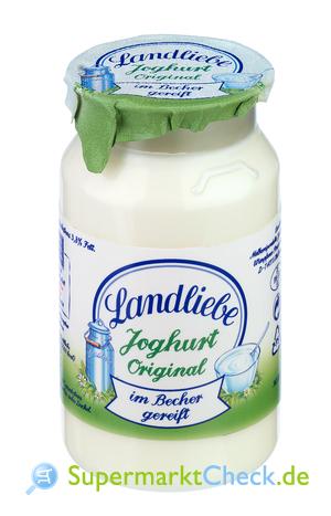 Foto von Landliebe Naturjoghurt Original
