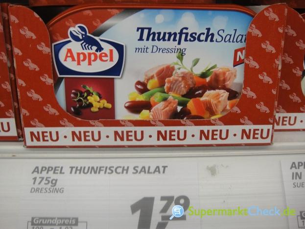 Foto von Appel Thunfisch Salat
