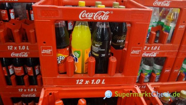 Foto von Coca Cola Kombikiste