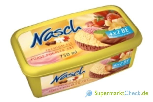 Foto von Nasch Premium Eiscreme