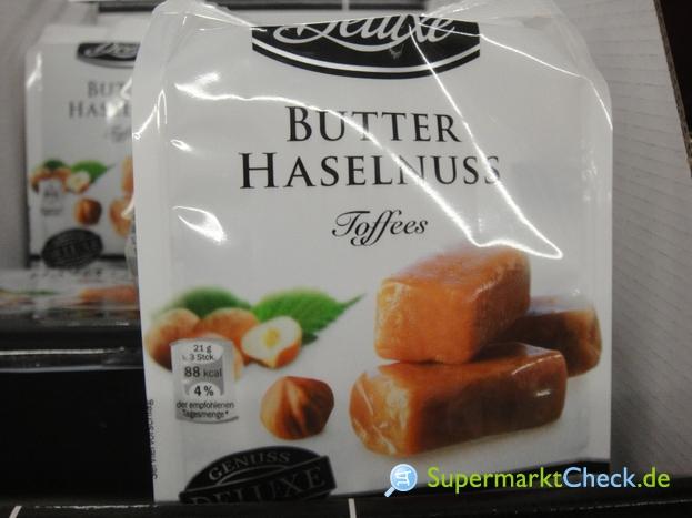 Foto von Deluxe Butter Haselnuss Toffees