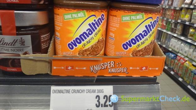Foto von Ovomaltine Crunchy Cream
