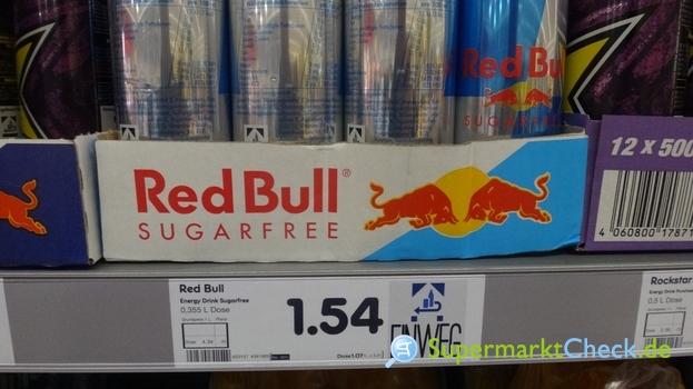 Foto von Red Bull Energy Drink