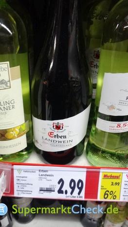 Foto von Langgut Erben Landwein Weiß