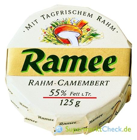 Foto von Ramee Rahm-Camembert Weichkäse
