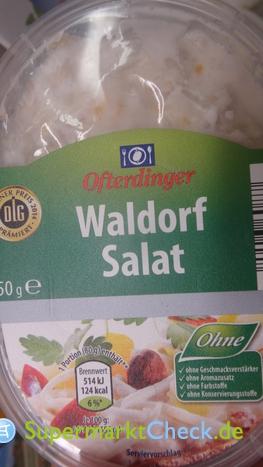 Foto von Ofterdinger Waldorf Salat