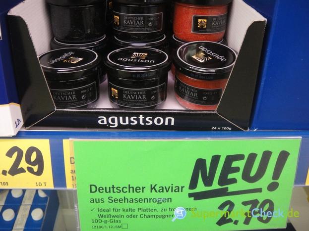 Foto von agustson Deutscher Kaviar rot