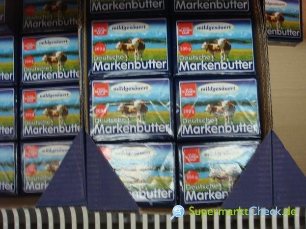 Foto von Für den kleinen Kauf Deutsche Markenbutter