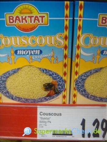 Foto von Baktat Couscous