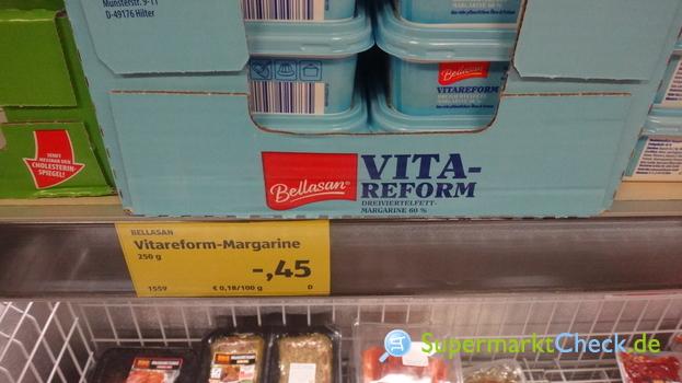 Foto von Bellasan Vitareform Margarine
