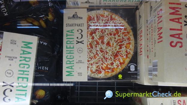 Foto von Mama Mancini Pizza Margherita