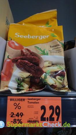 Foto von Seeberger Tomaten getrocknet