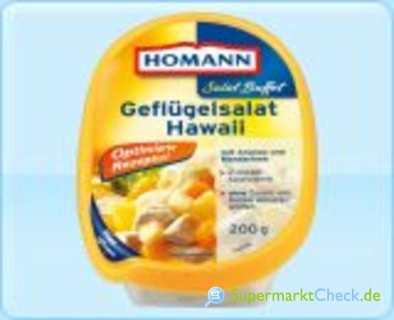 Foto von Homann Salat Buffet Geflügelsalat