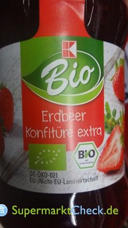 Foto von K Bio Konfitüre extra