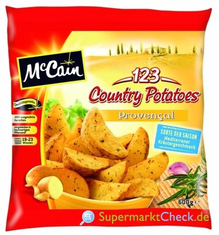 Foto von McCain 1-2-3 Country Potatoes