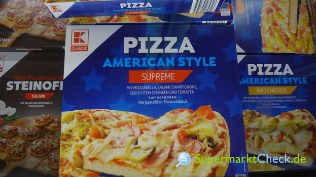 Foto von K Classic Pizza American Style