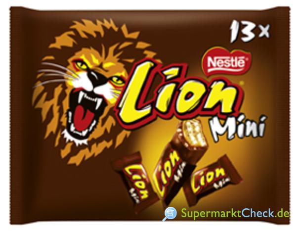 Foto von Nestle Lion Mini