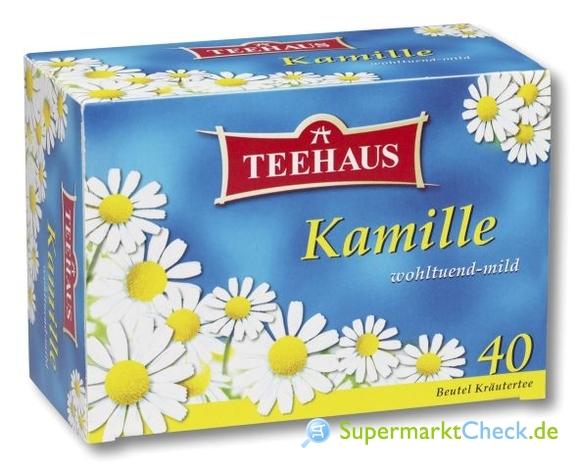 Foto von Teehaus Tee Kamillie