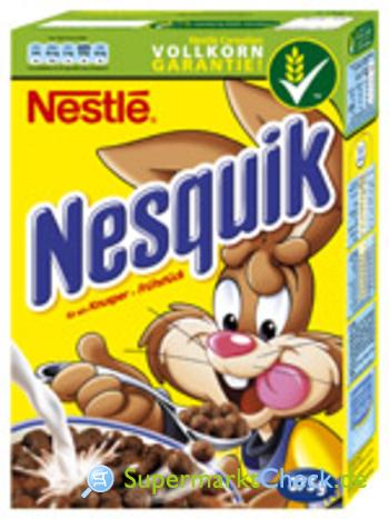 Foto von Nestle Nesquick Knusper Frühstück