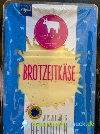 Foto von Hof Milch Brotzeitkäse