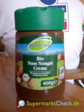 Foto von Biotrend Bio Nuss Nougat Creme