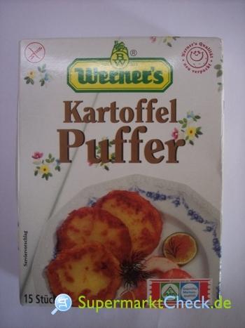 Foto von Werners Kartoffelpuffer