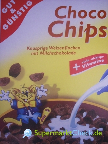 Foto von Gut & Günstig Choco Chips