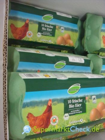 Foto von Biotrend 10 frische Bio Eier