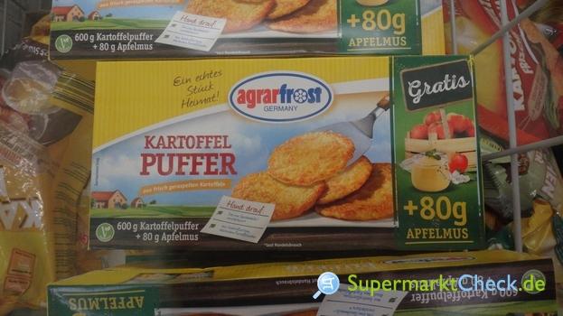 Foto von Agrarfrost Kartoffelpuffer