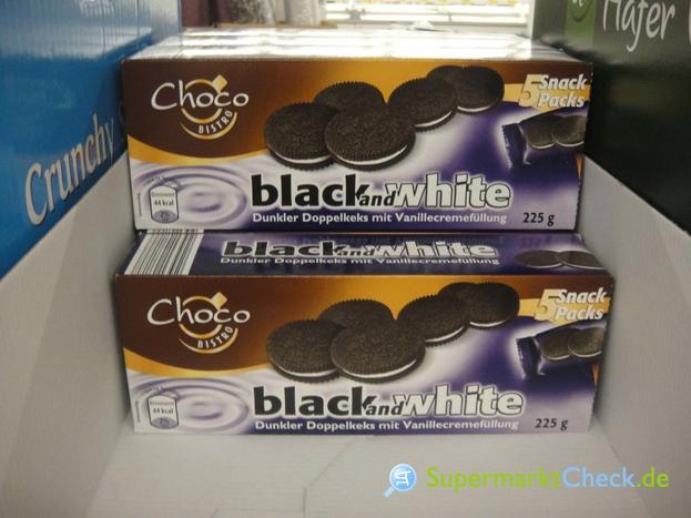 Foto von Choco Bistro Black and White